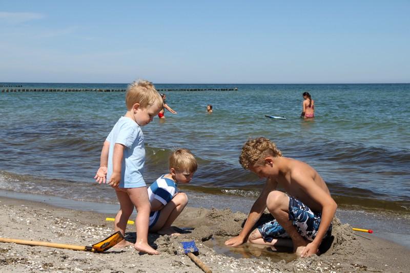 Urlaub mit der Familie, Familienurlaub in Zingst